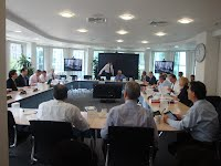 Réunion du Board à l'IASB